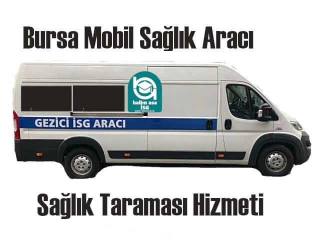 Bursa mobil sağlık tarama aracı hizmetimiz için 0551 254 56 38 numarasından bize ulaşabilirsiniz.