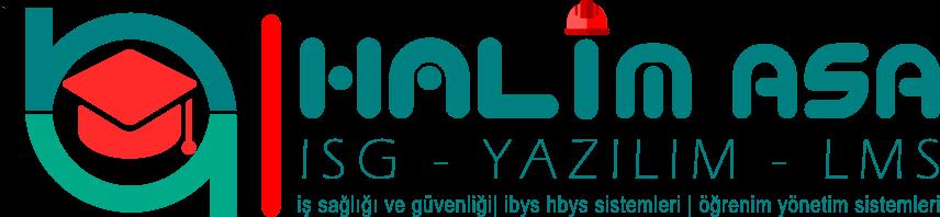 Halim ASA – Bursa OSGB, İSG, İBYS Yazılımı, LMS Danışmanlık